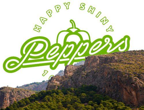 Happy shiny pepper: El pimiento Californa de Daliber