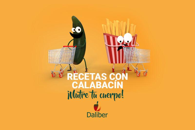 calabacin y patatas